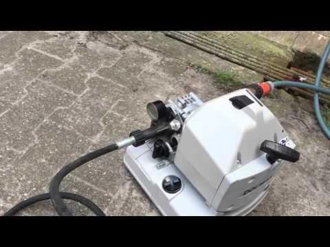 DOLMAR HP-450 Testlauf