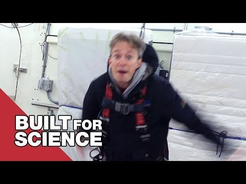 Testing Icy Conditions in the WinterLab