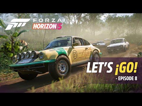 صورة Forza Horizon 5 واستعراض جديد لأطوار اللعب الجماعية