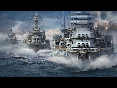 world of warships VIP #1