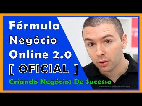 Fórmula Negócio Online 2.0 ►OFICIAL◄ Criando Negócios de Sucesso