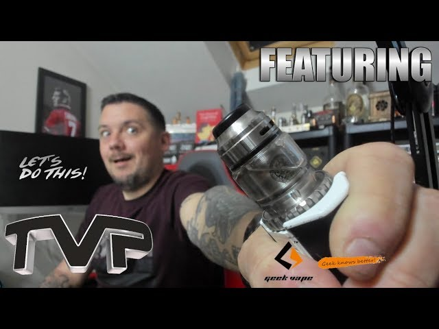 eekvape zeus X rta, build, wick and full review!