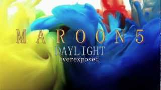 Maroon 5 - daylight HD (lyrics)
