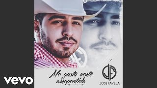 Joss Favela - Me Gusta Verte Arrepentida (Cover Audio)