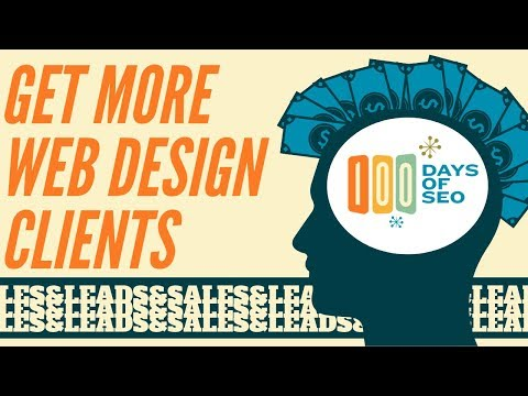 How To Get More Web Design Clients (Step By Step)