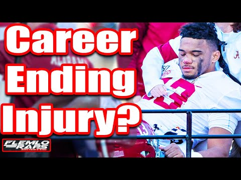 What Will Happen to Tua Tagovailoa? (Career ending Injury?)