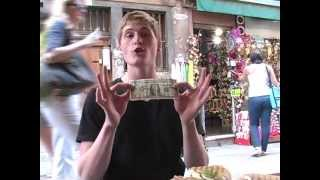 MONEY IN VENICE
