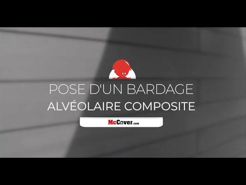 Comment monter un bardage alvéolaire composite ?