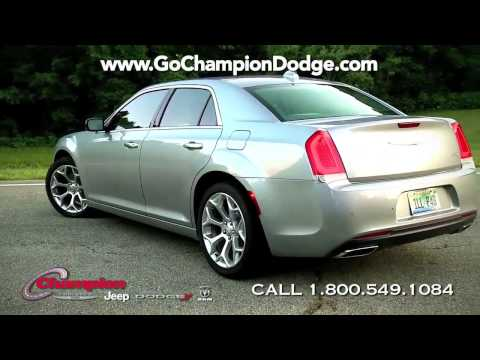 2017 CHRYSLER 300 Commercial - Los Angeles, Cerritos, Downey CA - NEW - Special Deals