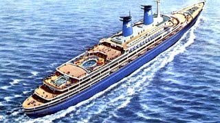 Achille Lauro Promotional Cruise Video 1991