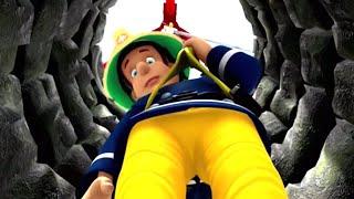 Feuerwehrmann Sam ⭐️ Sam geht den Brunnen hinunter 🔥Neue Folgen   Zeichentrick für Kinder
