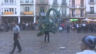 preview picture of video '5è aniversari Víbria de Reus (encesa)'