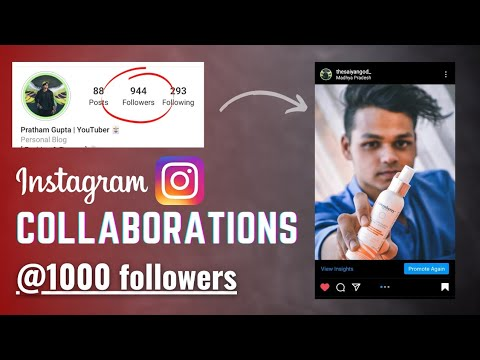 , title : 'Instagram Sponsorship with 1000 Followers | How to Make Money with Instagram 2021
