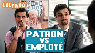 Patron VS Employé