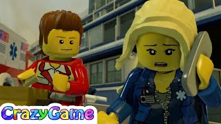 LEGO City Undercover Complete Game Walkthrough 8 Hour - #LEGO Game for Children & Kids