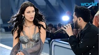 Exes Bella Hadid And The Weeknd Share Victoria's Secret Fashion Show Runway
