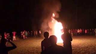 Bonfire Game - Trending2015 EastVAY Camp
