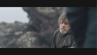 「スター・ウォーズ/最後のジェダイ」MovieNEXルークの葛藤