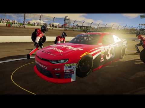NASCAR Heat 2 - Iowa Speedway Trailer thumbnail