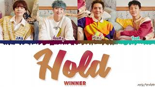WINNER – 'HOLD' (뜸) Lyrics [Color   - YouTube