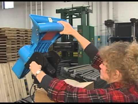 FillPak TT maszyna - wypełniacze papierowe - zdjęcie