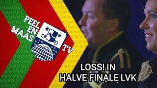 LOSS! in halve finale LVK - 11 januari 2021 - Peel en Maas TV Venray