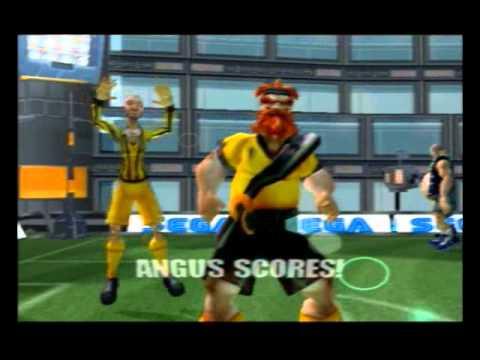 sega soccer slam xbox arcade