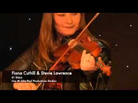 Fiona Cuthill & Stevie Lawrence Music Express TV Performance