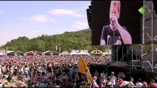 Racoon   Love You More (live @ PinkPop 2012)