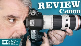 Full Review of Canon EF 70-200mm f/4L USM Lens I Unboxing