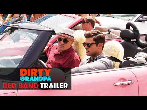 Dirty Grandpa Movie Trailer