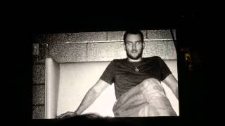 Eric Church Dark Side Devil Prelude Mohegan Wilkes-Barre 3-