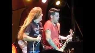 Jackyl- I Stand Alone, in Trimble Tennessee 6-7-14