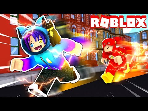 I Became Faster Than The Flash In Roblox Legends Of Speed - are flash roblox games
