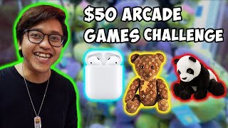 What $50 Can Get You At The Arcade (Giveaway)