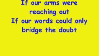 Take That - Reach Out With Lyrics