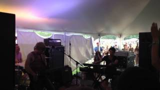 "Jukebox The Ghost: ""The Sun (Interlude)/The Stars"" Bonnaroo 2012 Cafe Where"