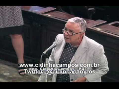 Cida Campos fala sobre os que mamando nas Tetas do poder Público
