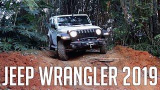 Novos Jeep Wrangler e Compass S no DIA 4x4