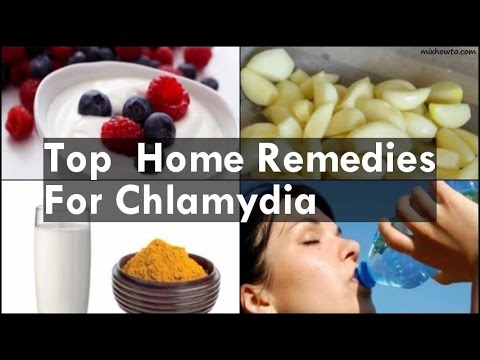 Video Home Remedies For Chlamydia