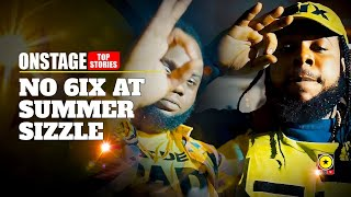No 6ix At Summer Sizzle: Beenie Man Promised 6ix at 6 But...