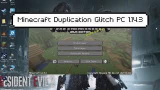 minecraft duplication glitch pc java - Thủ thuật máy tính - Chia sẽ