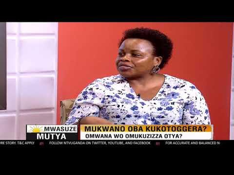 MWASUZEMUTYA: Omwana wo omukuzizza otya?