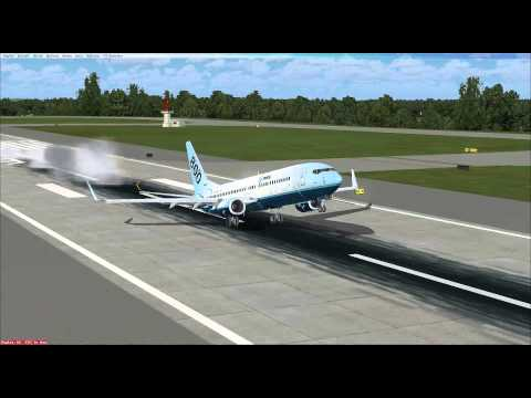 Download Fsx Ils Landing Pmdg 737 800 Arabic Video 3GP Mp4 FLV HD