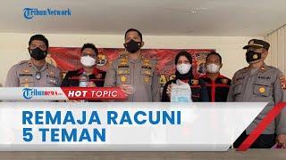 Kesal Dipalak, Remaja di Berau Racuni 5 Teman Pakai Hand Sanitizer, Seorang Korban Tewas di Lokasi