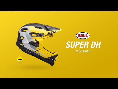 Bell Super DH Mips MTB fietshelm