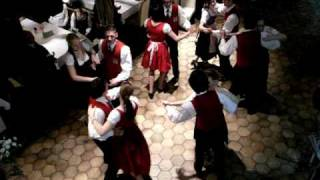preview picture of video 'MV Oggau Tanz in den Frühling 2010 Polonaise - Eröffnung'
