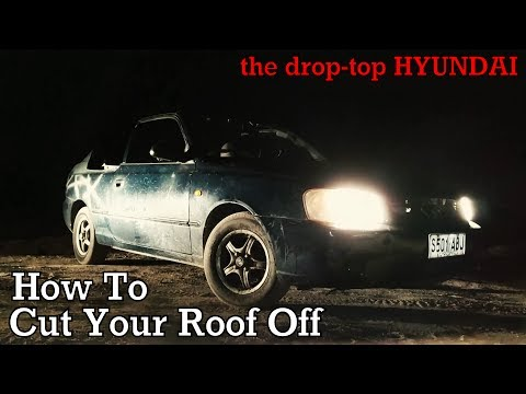 How To Build (And Thrash) A Convertible Hyundai