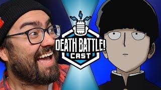 Mob vs Tatsumaki Sneak Peek   DEATH BATTLE Cast #151