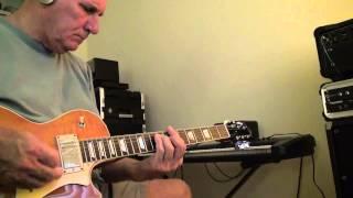 Sonho Dourado - Golden Dream  Heritage H-150 Guitar